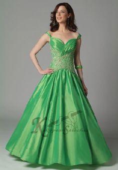 Emerald Green wedding gown, bridal gown  #coloroftheyear #pantone #emerald  www.BrassTacksEvents.com  www.facebook.com/BrassTacksEvents  www.twitter.com/BrassTacksEvent