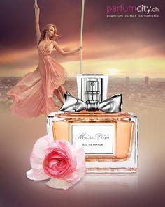 Christian Dior Miss Dior 2011  Miss Dior Eau de Parfum wurde für elegante, romantische und verliebte junge Frauen geschaffen.