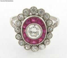 Antique-Art-Deco-Rubies-Diamonds-Platinum-Ring
