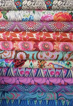 Amy Butler, Hapi, Reflection in FAT QUARTERS 12 Total