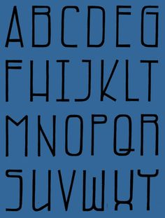 Showcase - Alphabets (7)