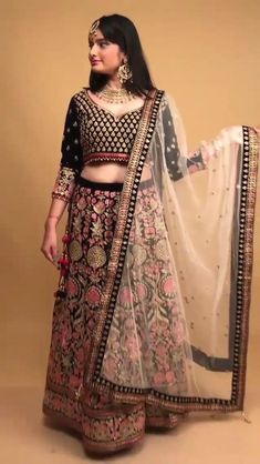 Girls, Don't We All Crave For A Sexy Backless Lehenga . For more information tap below the given link: