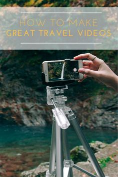 Here are some tips for planning, filming, and editing that will help you create great travel videos, even if you don't have any previous experience.