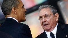 Obama planea visitar a Cuba en marzo
