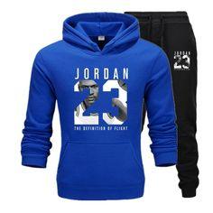 New Men Hoodies Suit Jordan 23 Tracksuit Sweatshirt Suit Fleece Hoodie Sweat pants Jogging Homme Pullover Sporting Suit Male Jordan 23, Michael Jordan, Sweat Shirt, Mens Fleece Hoodie, Hoody, Black M, Yellow Black, Sport Pants, Jordans For Men