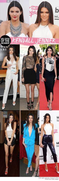 Who else has a girl crush on #KendallJenner? #F21Blog