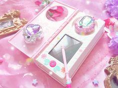 Glitter Force Toys, Diy Galaxy Jar, Pink Glitter Wallpaper, Princess Charm School, Unicorn Pictures, Cool Toys For Girls, Best Friend Jewelry, Kawaii Room, Magical Jewelry
