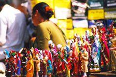 Anjuna fleamarket, Goa