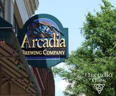 Arcadia Brewing. Another Michigan brewery