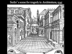 The History of Theatre According to Dr Jack: Theatre of the Italian Renaissance II: Theatre Spaces, Design and Commedia dell'Arte