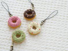 amigurumi donuts photo only