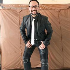 #leatherpants #leathershirt #leathersuit #leather #leathermen #leatherboy #fullleather #fashion #fashionleather #gayleather #guysngear #gayleatherman #gayleatherfetish