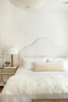 bedroom | slaapkamer | white