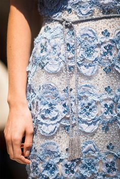 | backstage : dennis basso spring 2013, new york} by {this is glamorous}, via Flickr