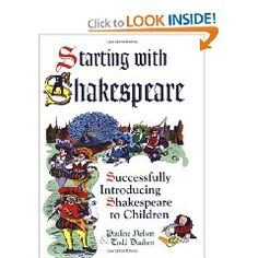 in his life and times and characters, this book introduces  students to four plays: A Midsummer Night's Dream, Macbeth, Hamlet, and Romeo and Juliet. A complete historical background, an introduction to the characters, a retelling of the story, a variety of integrated activities, verses for memorization, a complete script for class performance, and a list of resources accompany each play. Activities extend learning to history, geography, science, art, music, movement, math, and language…