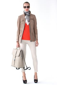 perfect for Vancity and any city! Porsche Design RTW Spring 2013