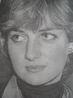 Lady Diana Spencer - 24 Novembre 1980