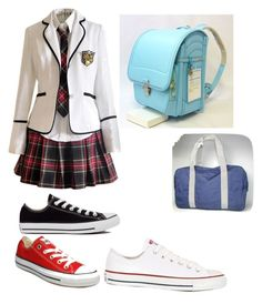 """""""Untitled #160"""" by infintykeeper on Polyvore featuring Converse"""