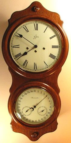 Vintage Strausbourg Manor Clock 31 Day Chime 1970s