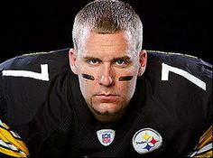 "Benjamin Todd ""Ben"" Roethlisberger, nicknamed Big Ben, is an American football quarterback for the Pittsburgh Steelers of the National Football League. He was drafted by the Steelers in the first round in the 2004 NFL Draft."