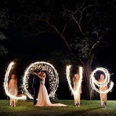 Lighting up our night with their #LOVE !!! #Tag and assemble your sparkler squad! Photo: @andrew_ratter_photography | Venue: @terara_riverside_gardens