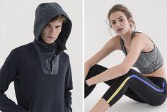 European Activewear Takes Shape