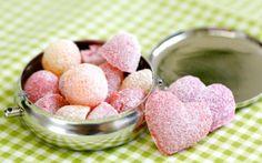 Receita de Bala de Goma Azedinha - Dica de receita fácil e deliciosa para festas infantis ~ VillarteDesign Artesanato