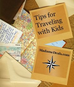 Summer Travel Tips for traveling with kids! http://madamedeals.com/summer-travel-tips-traveling-kids/ #summer #travel #inspireothers