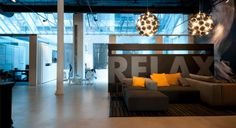 TRESPA Design Centre NewYork. Concept, design and realisation interior and graphics.