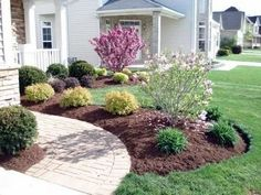210 Eye Catching Front Yard Landscaping Ideas and Tips - Cozy Home 101