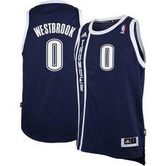 NBA Oklahoma City Thunder Russell Westbrook #0  Youth Jersey by Adidas #adidas #OklahomaCityThunder