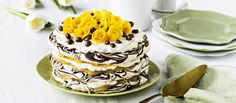 Cake Recipes, Dessert Recipes, Desserts, Gluten Free Vegetarian Recipes, Candy Cookies, Looks Yummy, Cake Decorating, Sweets, Baking