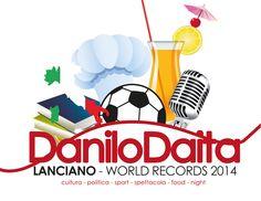 Danilo Daita World Records 2014