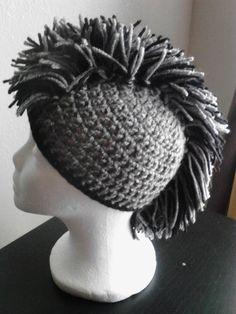 Kids Mohawk Crochet Hat Mohawk Crochet Hat 580626ffa10