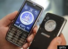 Ulysse Nardin Chairman, 'World's Most Expensive Mobile Phone,' Is Totally Decadent (PHOTOS)
