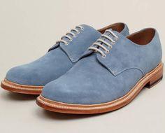 Light blue derby
