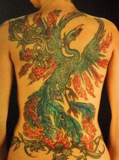 Full back phoenix