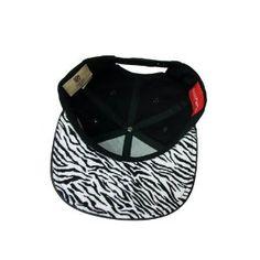 LOS ANGELES RAIDERS Snapback Hat - NFL Hat - Custom Snapback with Original  Black Leather   Soft Zebra Fabric - LIMITED EDITION 2c57900ba9f5