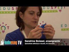 PUBLICS SPÉCIFIQUES Travailler sur Scratch en étant déficient visuel : c'est possible avec Sandrine Boissel !