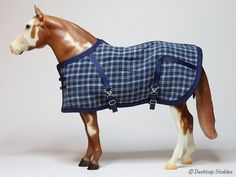 Model Horse blanket by Desktop stables