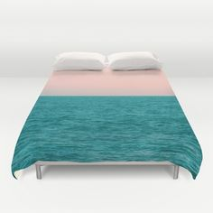 #duvet #bedroom #ocean #sea #beach