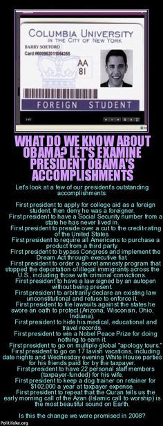 Barack Obama is a Liar. Period.