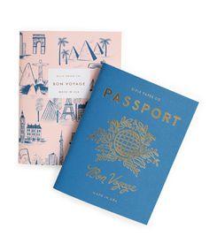 passport notebooks | rifle paper co.