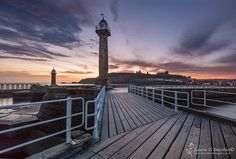 Whitby, First Light - The North Yorkshire Gallery