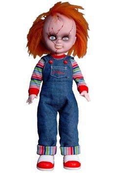 Muñeca Living dead Dolls Chucky, el Muñeco Diabólico