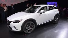 2016 Mazda CX-3 - exterior design.Very functional model is exactly what represents 2016 Mazda CX -3. http://www.2016-2017carsrelease.com/2016-mazda-cx-3-release-date/