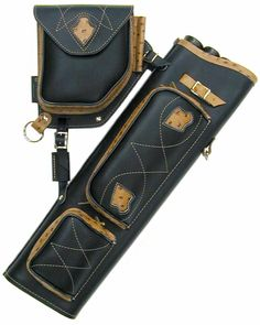 leather quiver - Google Search