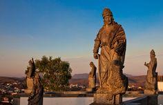 ALEIJADINHO. Santuário do Bom Jesus de Matozinhos, na cidade de Congonhas, na região central de Minas Gerais, abriga um dos mais valiosos monumentos, Patrimônio Mundial da Humanidade pela UNESCO