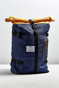 Poler X UO Classic Rolltop Backpack   URBAN OUTFITTERS saved by #ShoppingIS