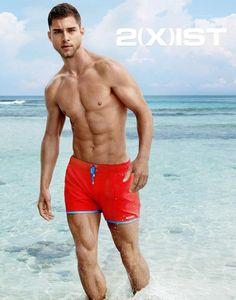 Andre Ziehe for 2(x)ist - 2(X)ist Spring/Summer 2014 Campaign